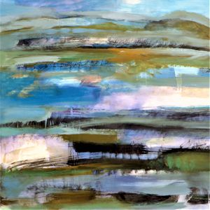Paula McNeill As the river flows