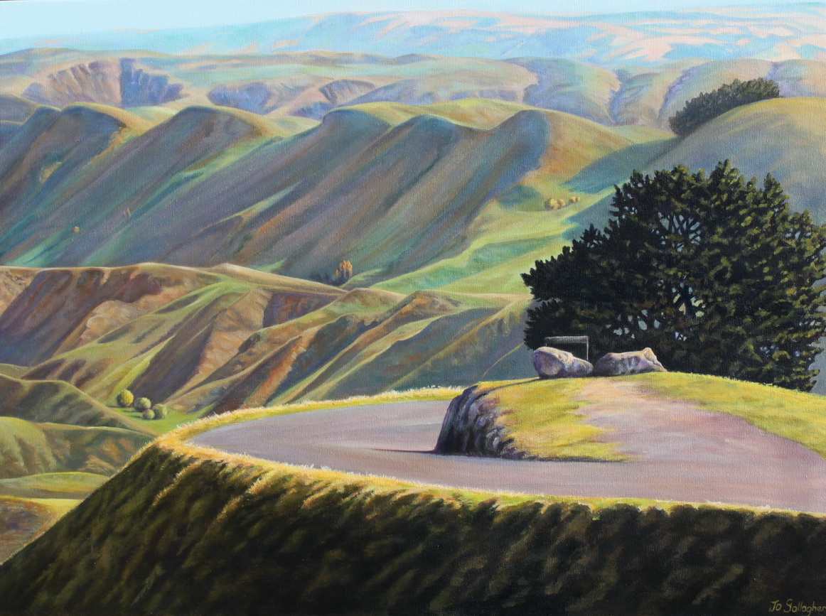Te Mata Peak 30x40inch