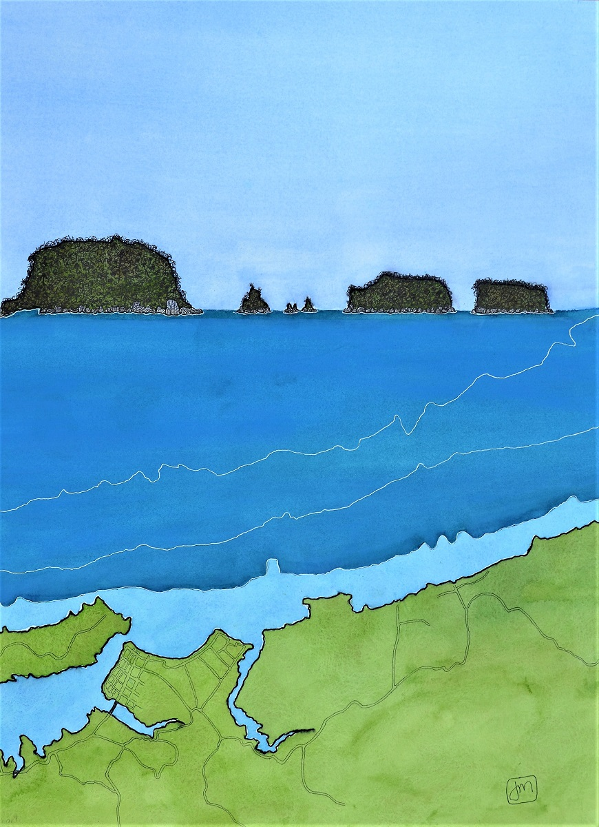 <strong>Whangamata Islands<strong>
