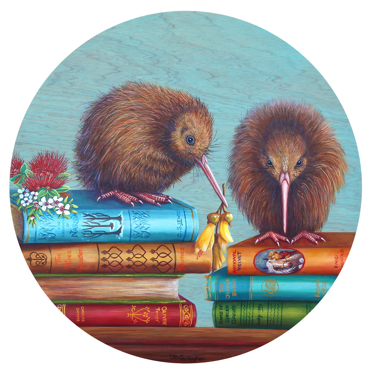 Kiwi Classics 600mm 
