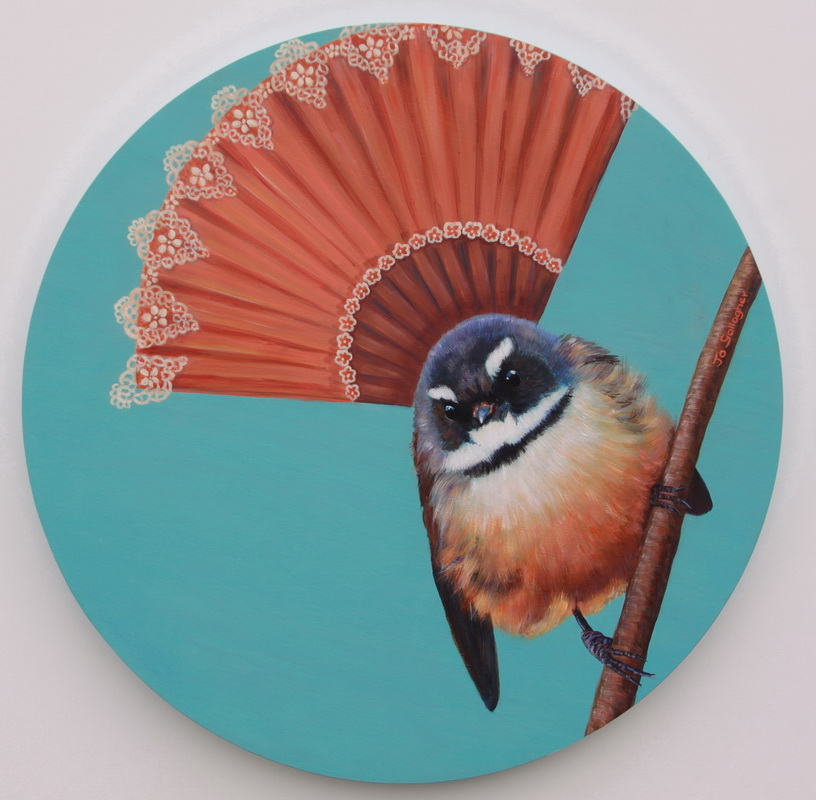 The Fantail... spanish 500mm