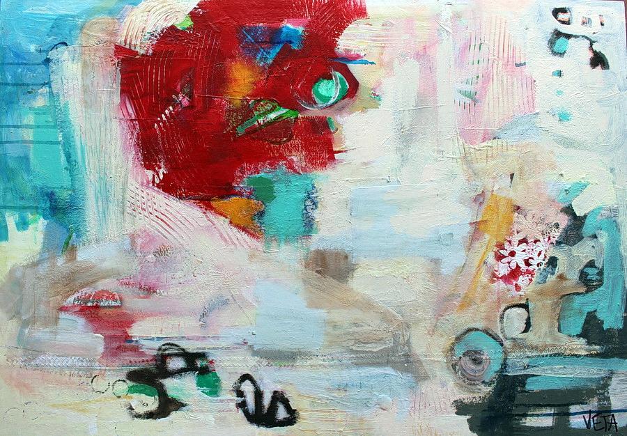 Destinations 700x1000 Mixed Media on Canvas  $ 1150