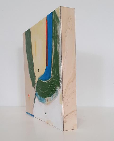 Ply box board edge