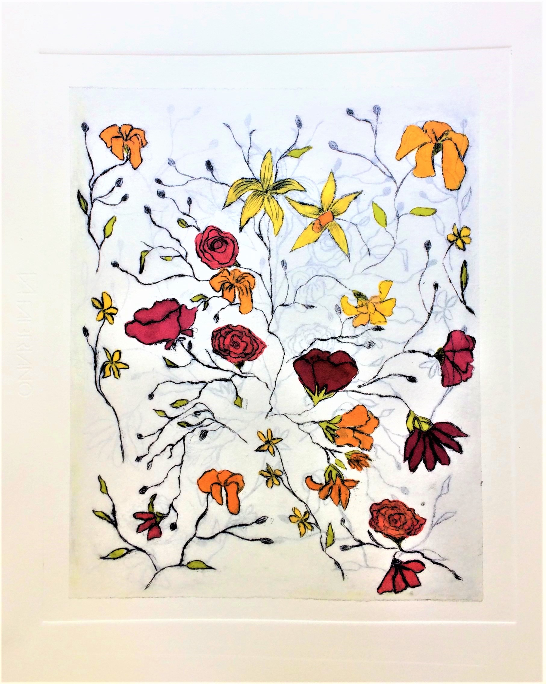 <strong>Floral I 1/1<strong>