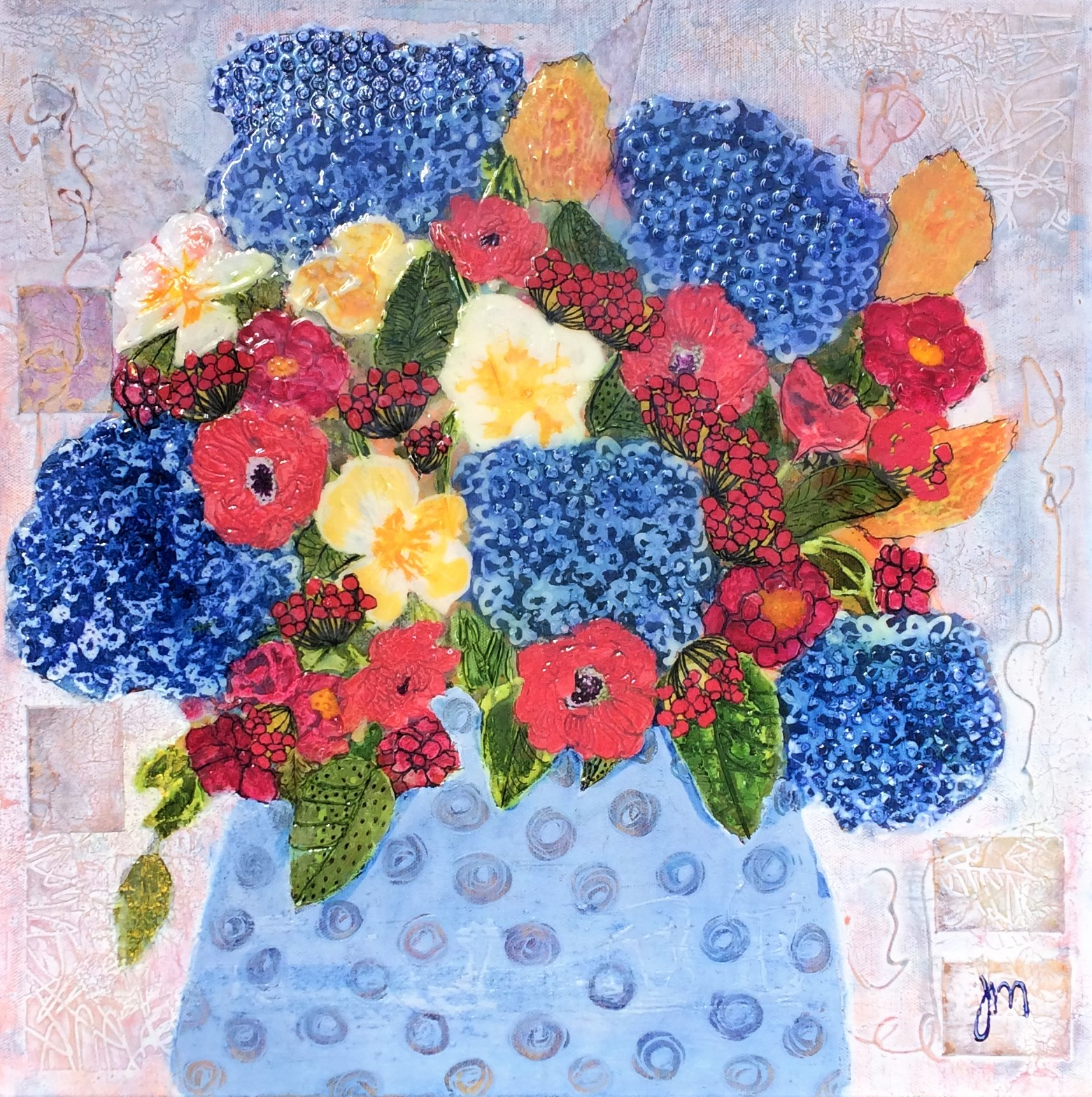 Mostly Hydrangeas