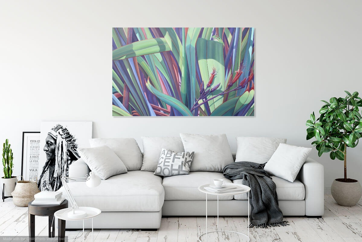 The Journey acrylic on canvas 760x1220mm $3150.00